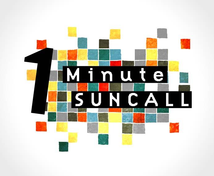 1 Minute SUNCALL